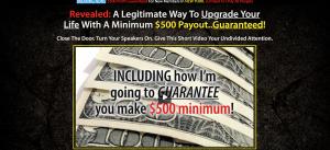 cheat sheet profits screen capture
