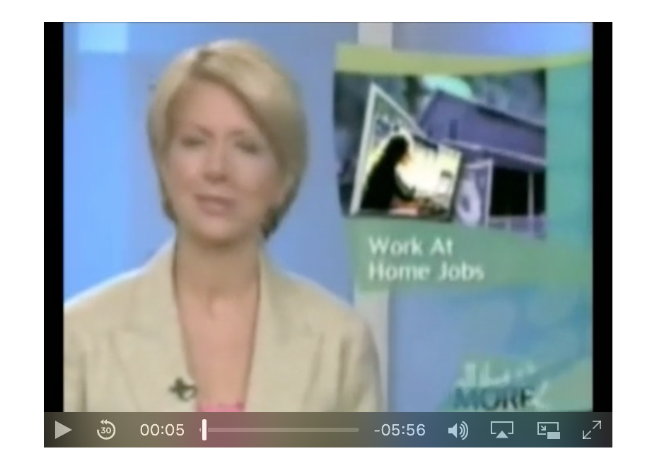 home wealth video scam news video