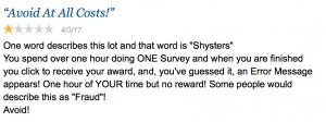mysurvey real reviews