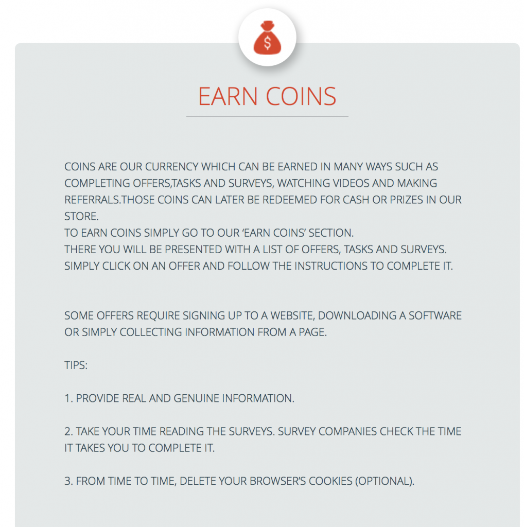 get paid coins