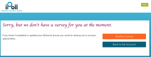 iPoll surveys