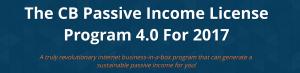 CB passive income logo