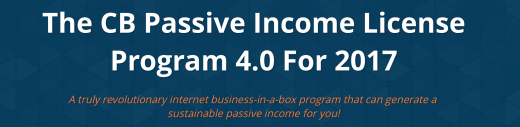 CB passive income logo