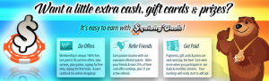 squishy cash homepage review