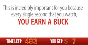 countdown to profits $500