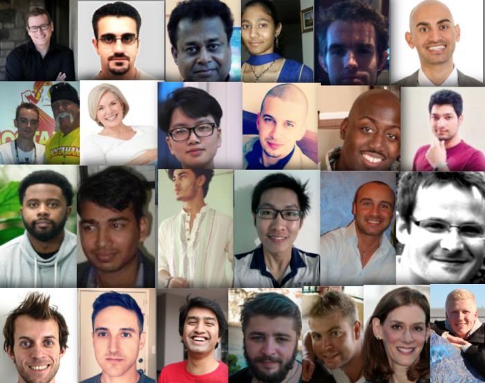 25 inspirational bloggers