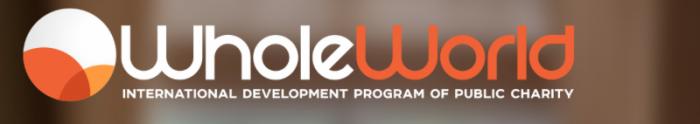 whole world logo