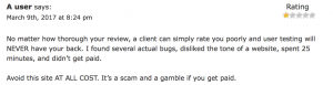 usertesting reviews
