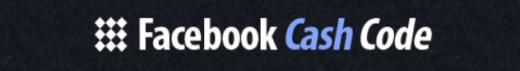 facebook cash code review