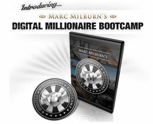 digital millionaire bootcamp logo